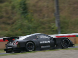 Pictures of Nissan GT-R GT500 Prototype 2007