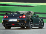 Pictures of Nissan GT-R Black Edition 2008–10
