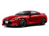 Pictures of Nissan GT-R Spec V (R35) 2009–10