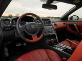 Pictures of Nissan GT-R Premium Edition (R35) 2012