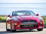 Pictures of Nissan GT-R North America (R35) 2016