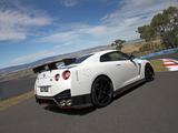 Pictures of Nissan GT-R Nismo AU-spec (R35) 2017