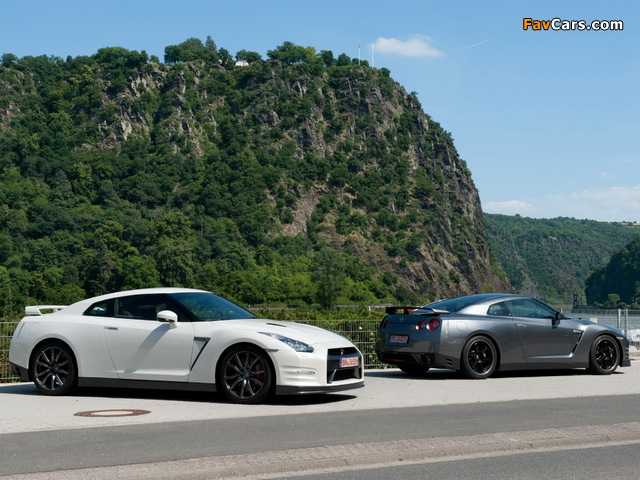 Pictures of Nissan GT-R (640 x 480)