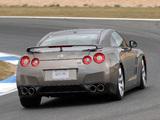 Nissan GT-R US-spec (R35) 2008–10 wallpapers