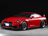 Tommykaira Nissan GT-R Ebbrezza-R (R35) 2010 wallpapers