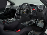Nissan GT-R Club Track Edition (R35) 2010 wallpapers