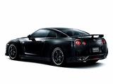 Nissan GT-R Spec V (R35) 2010 wallpapers