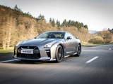 Nissan GT-R (R35) 2016 wallpapers