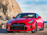 Nissan GT-R North America (R35) 2016 wallpapers