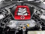 Nissan GT-R Nismo AU-spec (R35) 2017 wallpapers