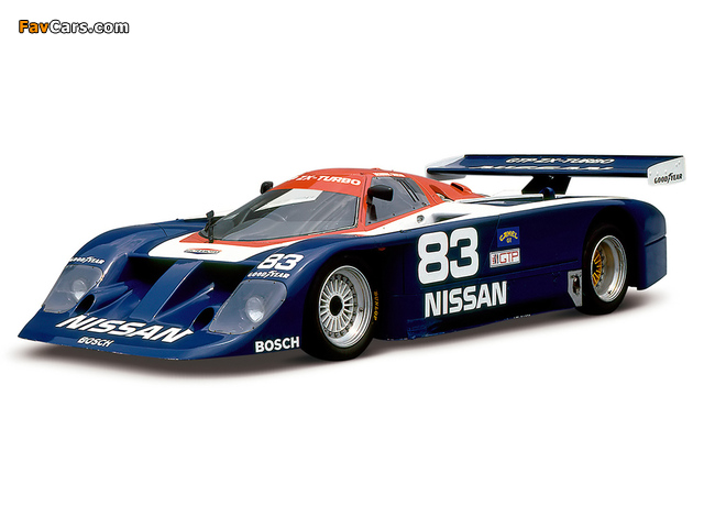 Nissan GTP ZX-Turbo 1985–91 pictures (640 x 480)