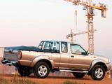 Nissan Hardbody King Cab (D22) 2002–08 photos