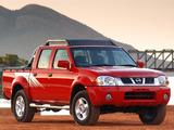 Nissan Hardbody Dakar Edition Crew Cab (D22) 2004 images