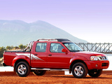 Nissan Hardbody Dakar Edition Crew Cab (D22) 2004 photos