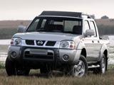 Nissan NP300 Hardbody Hi-Rider Double Cab ZA-spec (D22) 2008 images