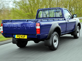 Nissan NP300 Single Cab UK-spec 2008 pictures