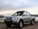 Nissan NP300 Hardbody Hi-Rider Double Cab ZA-spec (D22) 2008 wallpapers