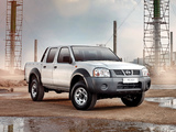 Nissan NP300 Hardbody Double Cab ZA-spec (D22) 2008 wallpapers