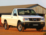 Photos of Nissan Hardbody Workhorse (D22) 2004–08