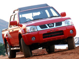 Photos of Nissan Hardbody Dakar Edition Crew Cab (D22) 2004