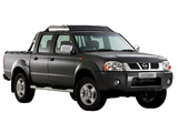 Photos of Nissan NP300 Hardbody Hi-Rider Double Cab ZA-spec (D22) 2008