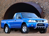 Pictures of Nissan Hardbody Single Cab (D22) 2002–08