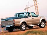Nissan Hardbody King Cab (D22) 2002–08 wallpapers
