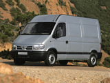 Photos of Nissan Interstar High Roof Van 2001–03