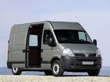 Pictures of Nissan Interstar High Roof Van 2003–10