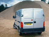 Nissan Interstar Van UK-spec 2001–03 wallpapers