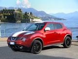 Images of Nissan Juke 190 HP Limited Edition (YF15) 2011