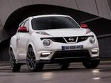 Images of Nissan Juke Nismo (YF15) 2013