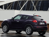Nissan Juke Shiro (YF15) 2012 photos