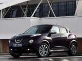 Nissan Juke Shiro (YF15) 2012 wallpapers
