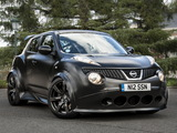 Photos of Nissan Juke-R Concept (YF15) 2011