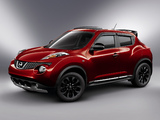 Pictures of Nissan Juke Midnight Edition (YF15) 2012