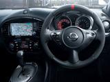 Pictures of Nissan Juke Nismo JP-spec (YF15) 2013