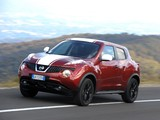Nissan Juke 190 HP Limited Edition (YF15) 2011 wallpapers
