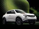Nissan Juke Midnight Edition (YF15) 2012 wallpapers