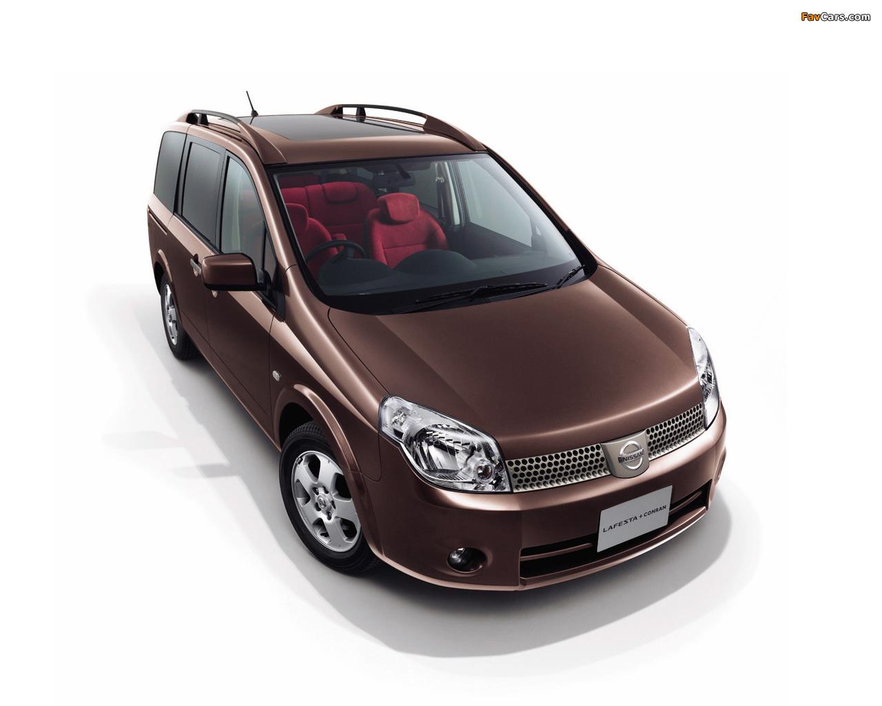 Images of Nissan Lafesta (B30) 2004–07 (1280 x 1024)