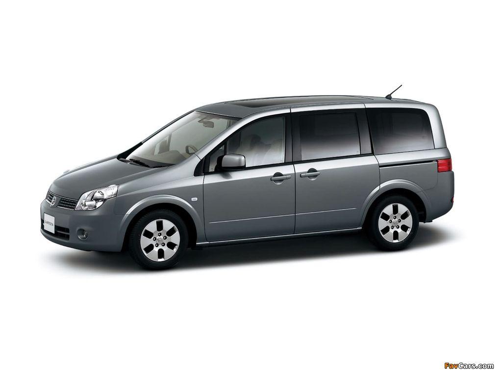 Nissan Lafesta (B30) 2004–07 images (1024 x 768)