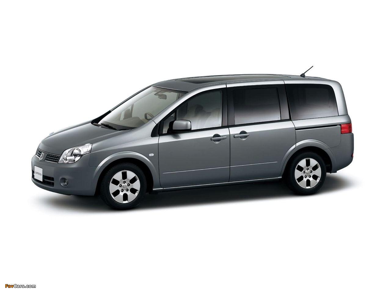 Nissan Lafesta (B30) 2004–07 images (1280 x 960)