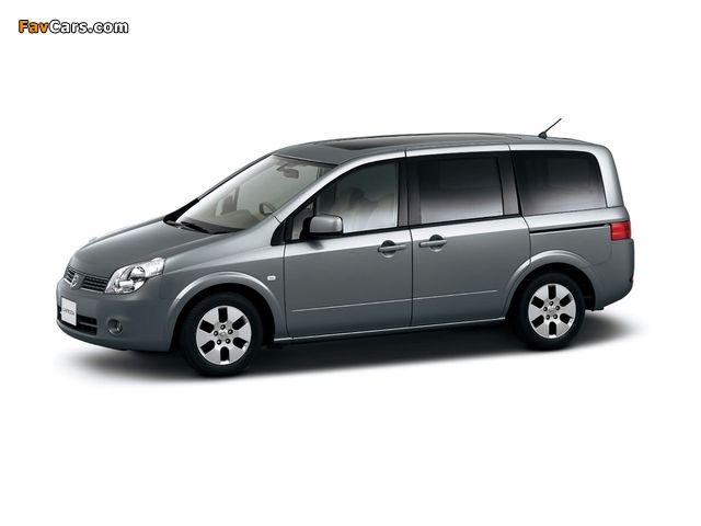 Nissan Lafesta (B30) 2004–07 images (640 x 480)