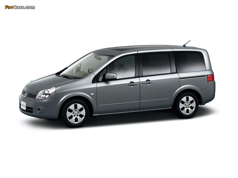 Nissan Lafesta (B30) 2004–07 images (800 x 600)