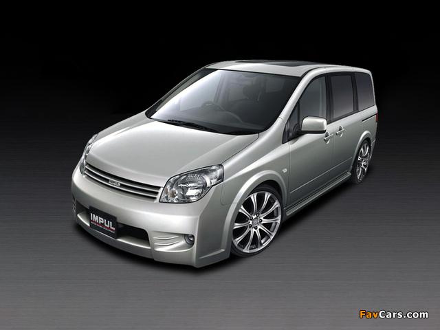 Impul Nissan Lafesta (B30) 2004–07 images (640 x 480)