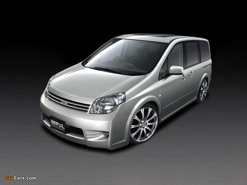 Impul Nissan Lafesta (B30) 2004–07 images (800 x 600)