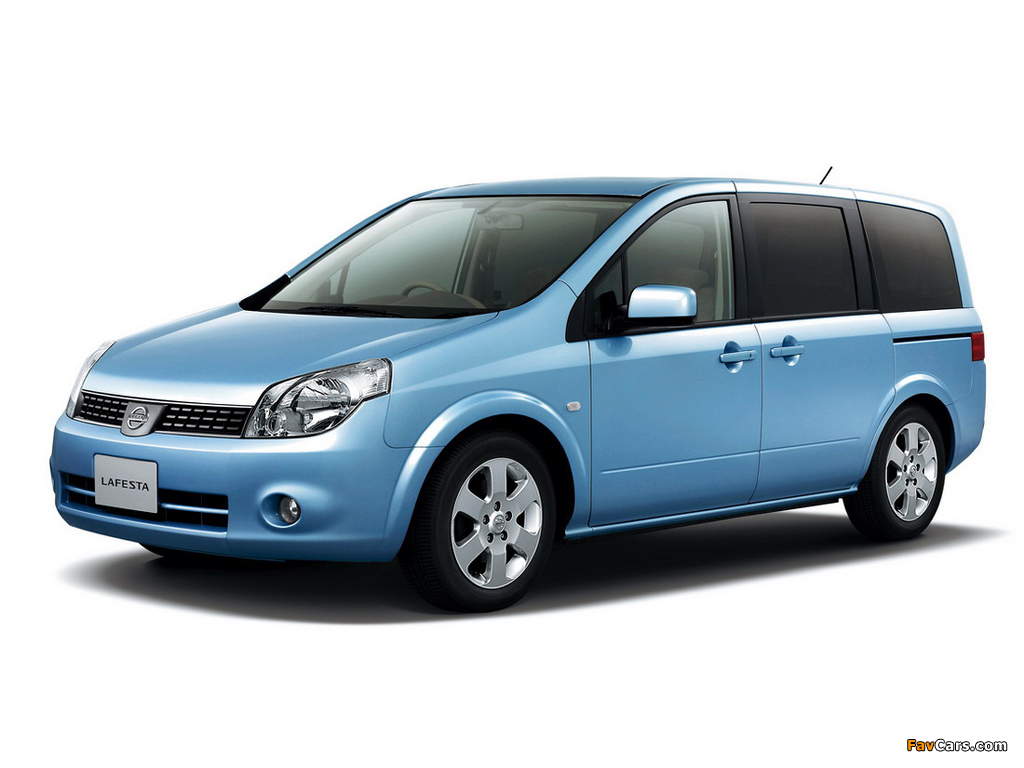 Nissan Lafesta (B30) 2004–07 photos (1024 x 768)