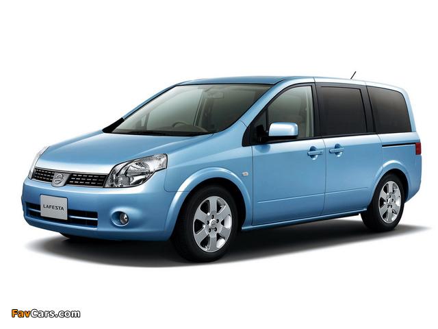 Nissan Lafesta (B30) 2004–07 photos (640 x 480)