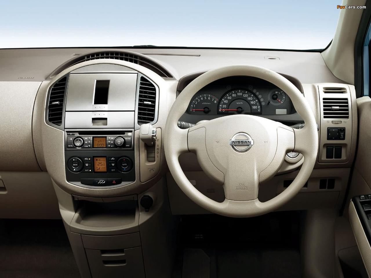 Nissan Lafesta (B30) 2004–07 pictures (1280 x 960)