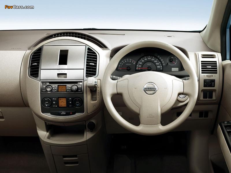 Nissan Lafesta (B30) 2004–07 pictures (800 x 600)